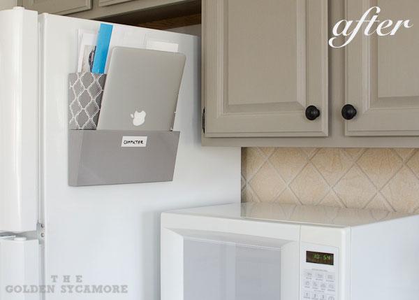 Kitchen Clutter – Organized