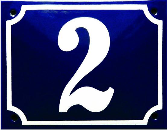 Ramsign Enamel Sign Giveaway