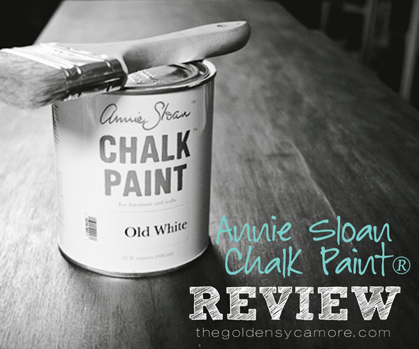 Annie Sloan Chalk Paint® Review - thegoldensycamore.com