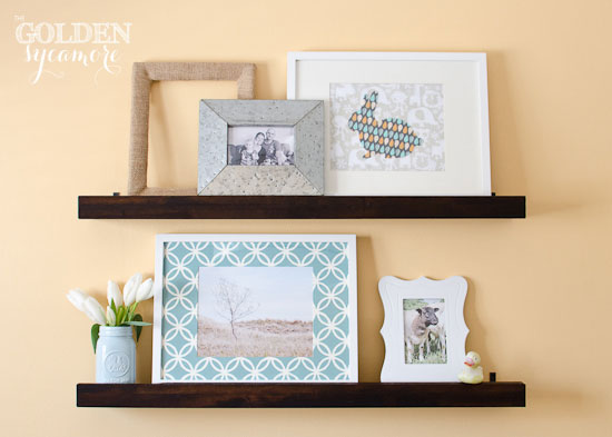 The Golden Sycamore: Gender Neutral Nursery