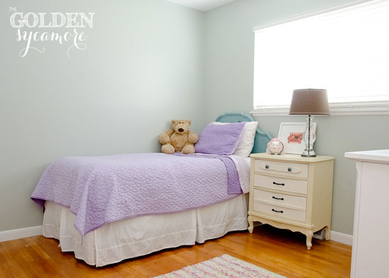 The Golden Sycamore: Our Daughter's Room