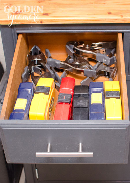 The Golden Sycamore : Dresser Turned Tool Chest