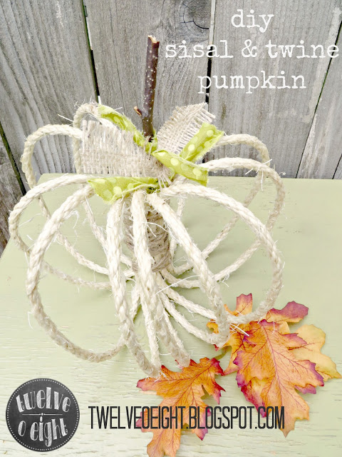 fall pumpkin home decor