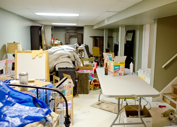 A Cluttered Home Becomes a Cluttered Mind