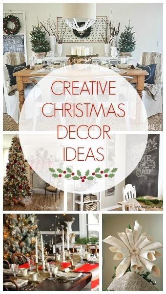 Creative Christmas Decor Ideas