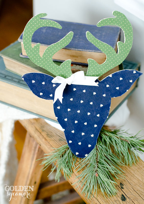 DIY Christmas Reindeer