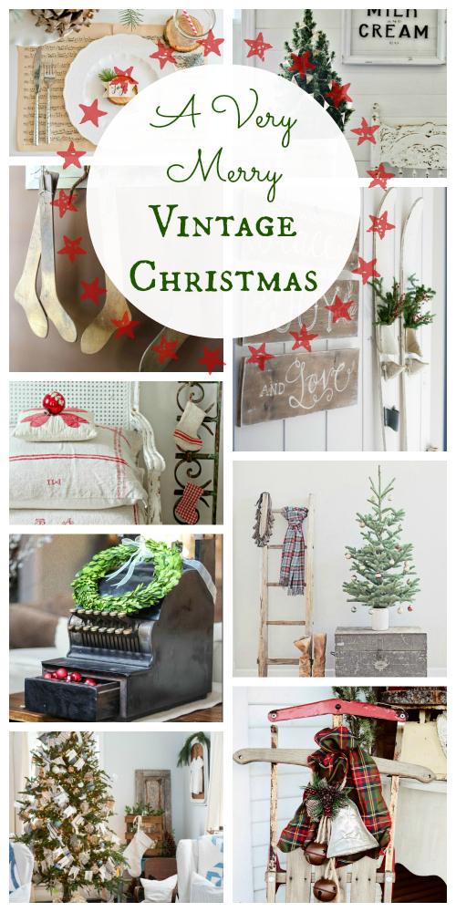 Vintage Christmas round-up
