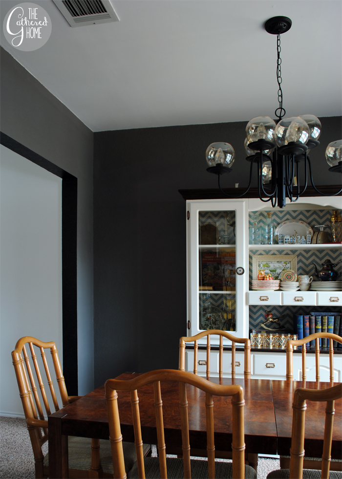 Dining Room Mid Century Chandelier
