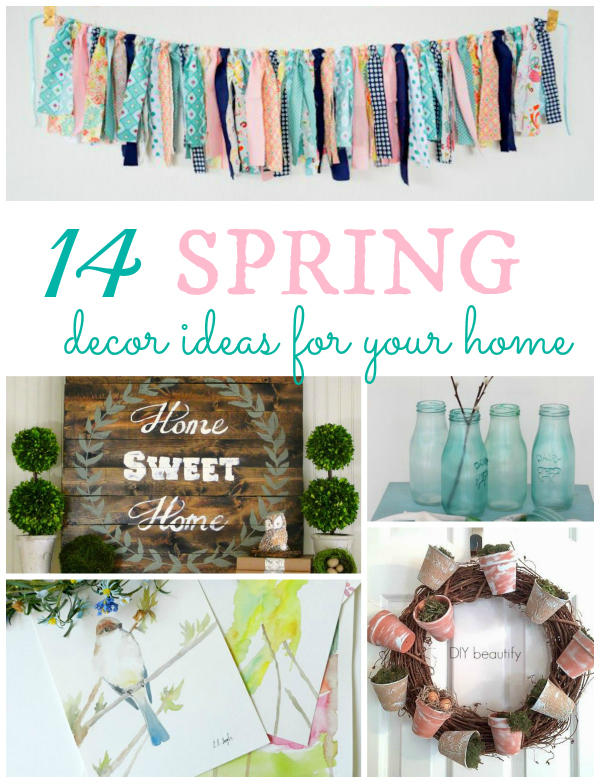 14 Spring decor ideas for your home