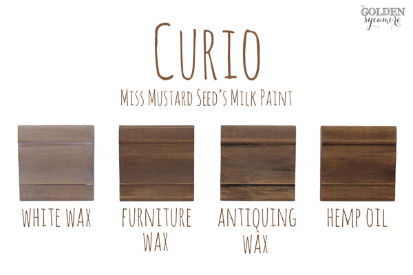 Curio Finishes #MMSMP #mmsmilkpaint