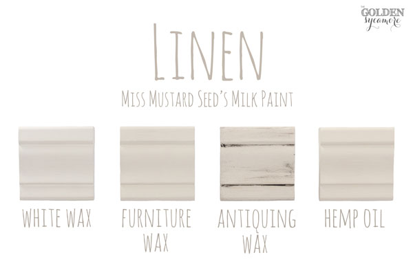 Linen Finishes #MMSMP #mmsmilkpaint