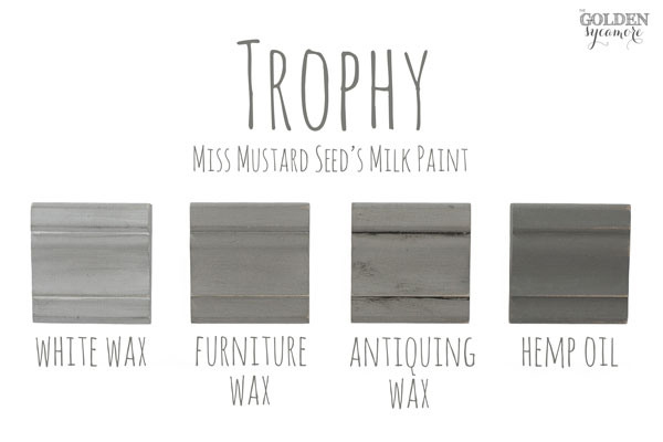 Trophy Finishes #MMSMP #mmsmilkpaint