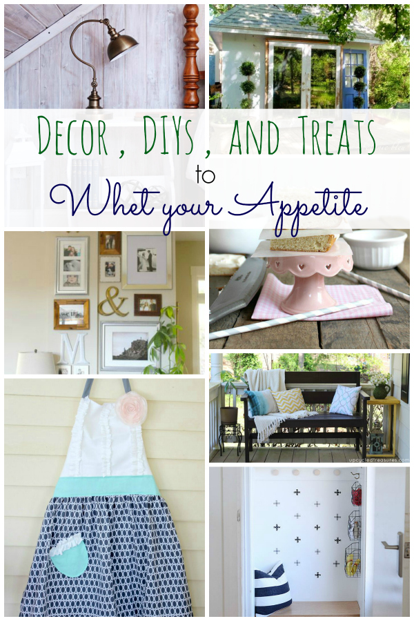 Decor, DIYs, and Treats to Whet your Appetite