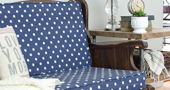 What I Learned from my First Real Upholstery Project