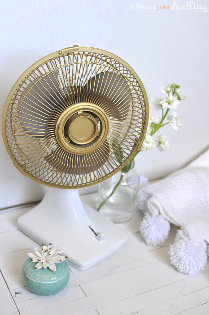 Updated Gold Fan from Delineate your Dwelling