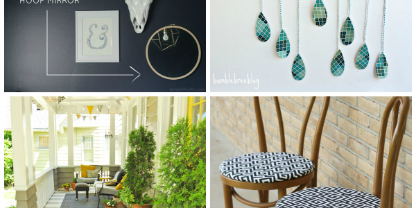 10 Creative DIYs – Link Party Features