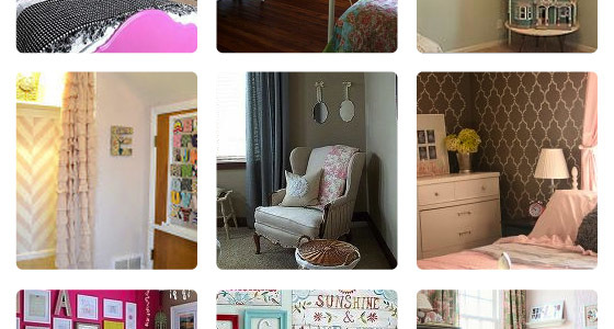 Little Girls' Room Decor Ideas