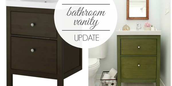 Bathroom Vanity 600 X 300 basement bathroom archives - the golden sycamore