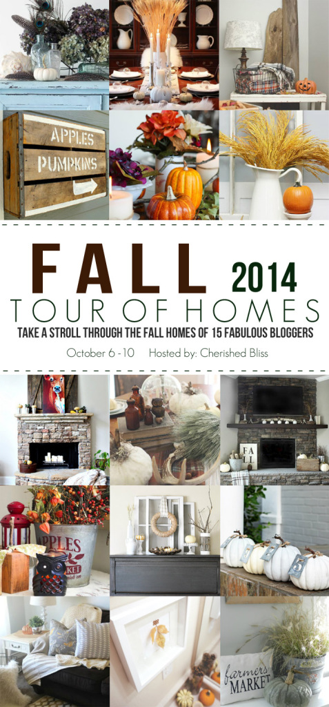 2014 Fall Home Tours