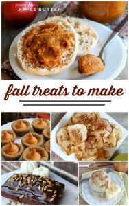 Delicious Fall Treats