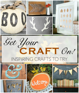 Get Your Craft On! - Inspiration Gallery Features