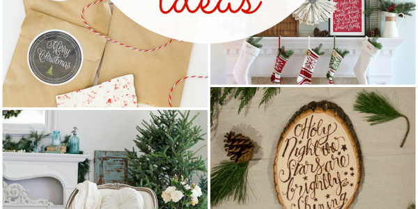 25 Beautiful Christmas Ideas – Link Party Features