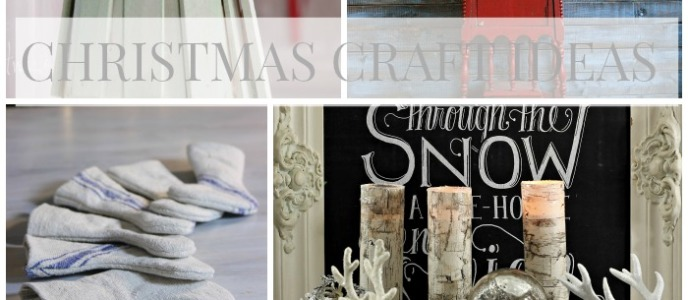Christmas Craft Ideas – Link Party Features