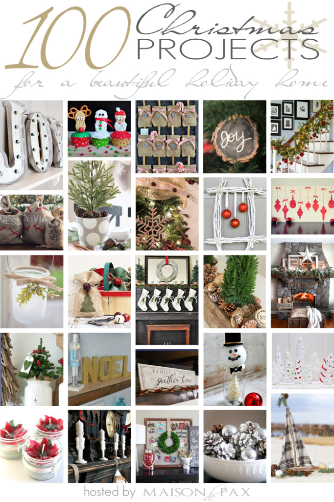 100 Beautiful Christmas Projects