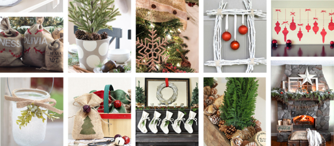 100 Beautiful Christmas Ideas