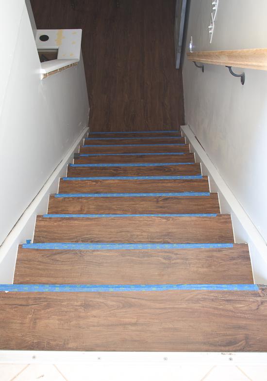 Stair update progress