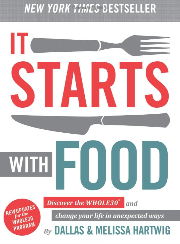 It Starts with Food - Whole30 Challenge