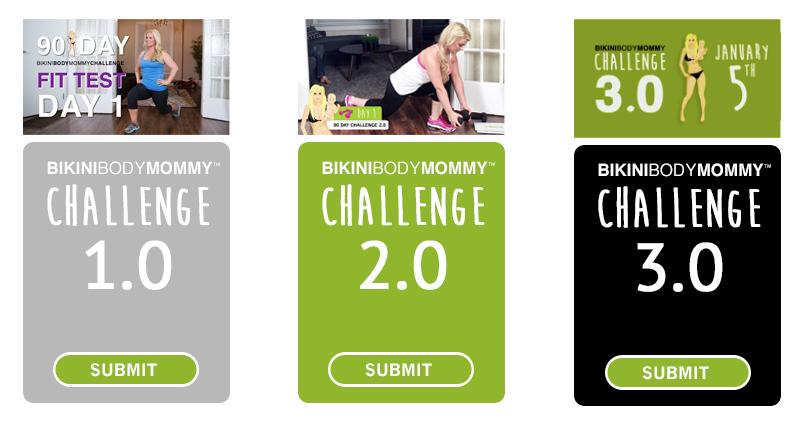 Bikini Body Mommy exercise videos