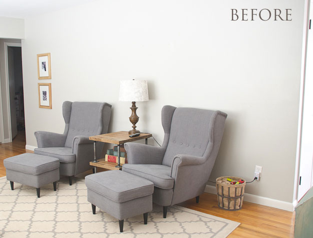 how to do a shiplap accent wall in living room five things