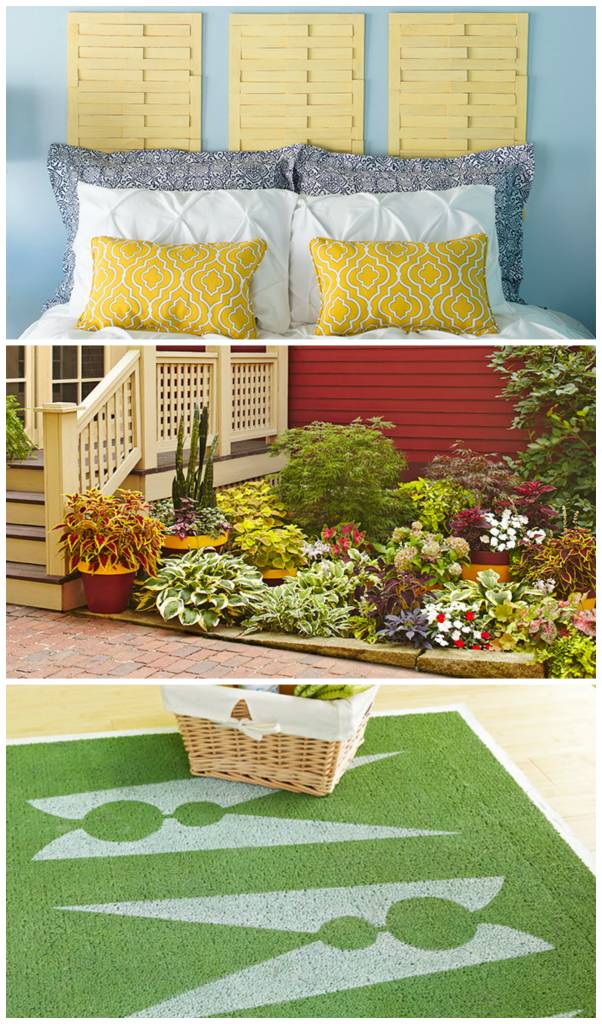 Spring Revamp with Lowe's