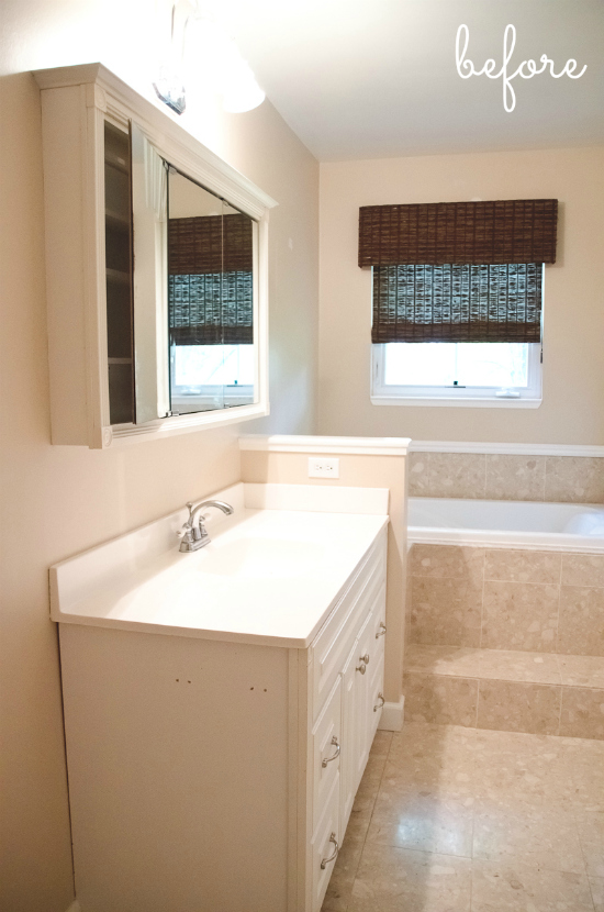 lowes bathroom makeover lowe s bathroom makeover reveal the golden sycamore 13536