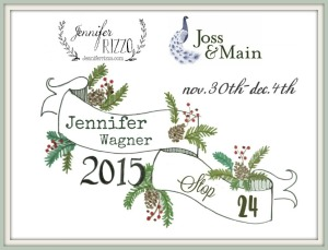 Holiday housewalk Jennifer Wagner 2015