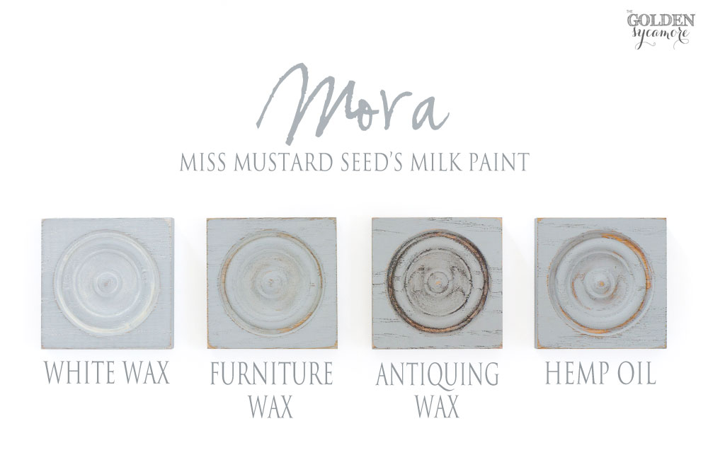 Miss Mustard Seed's Milk Paint European colors & finishes - Mora
