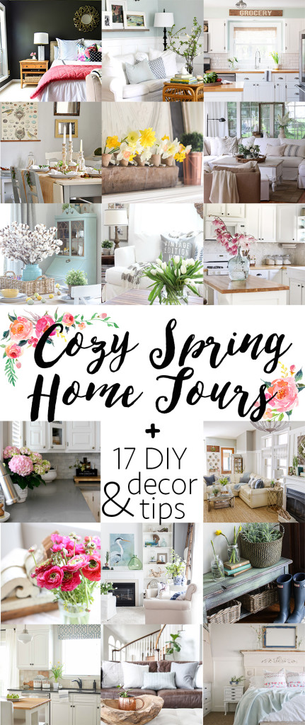 Cozy Spring Home Tours