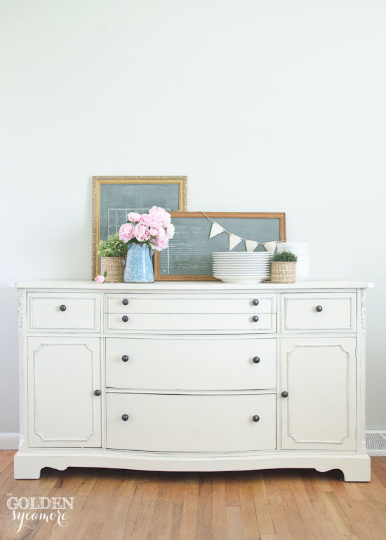 Maison Blanche in Oyster - furniture makeover