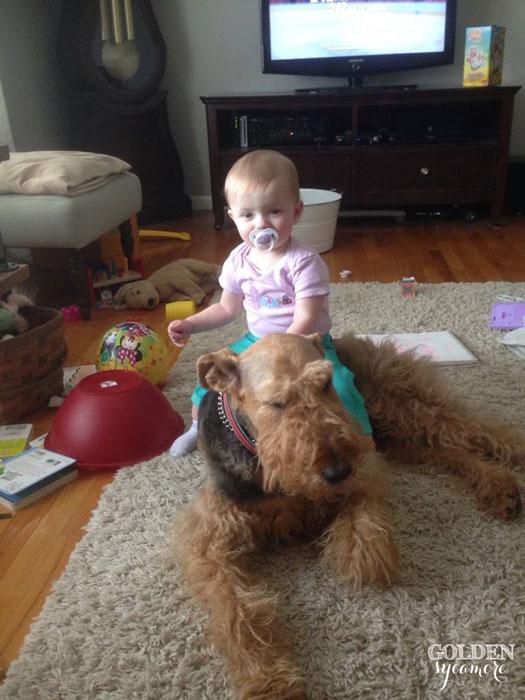 Bailey and Quinn little