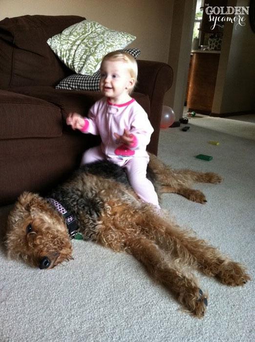 Bailey and Rylan little