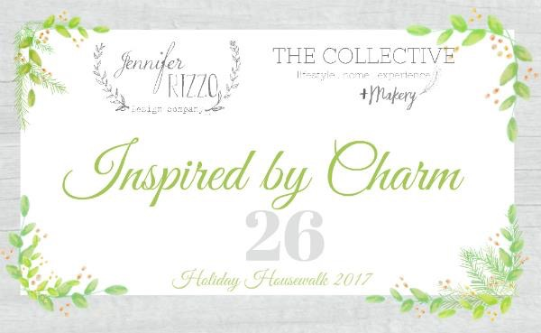 Inspired by Charm - 2017 Holiday Housewalk